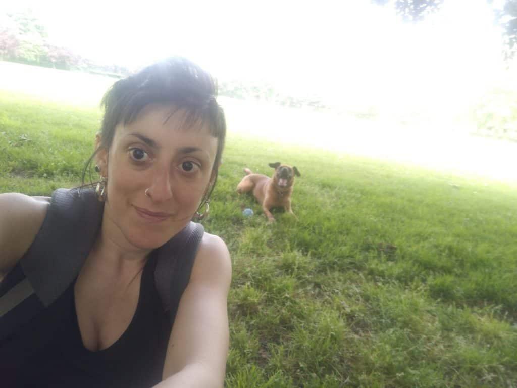 Monica Cannazza - Thai massage Therapist